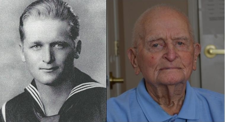 Albert Victor Paulek Then and Now (8/3/2014)