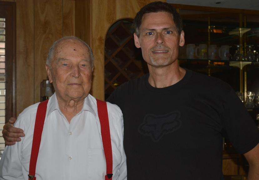 Vernon P Schoenfelder & Brent Spencer