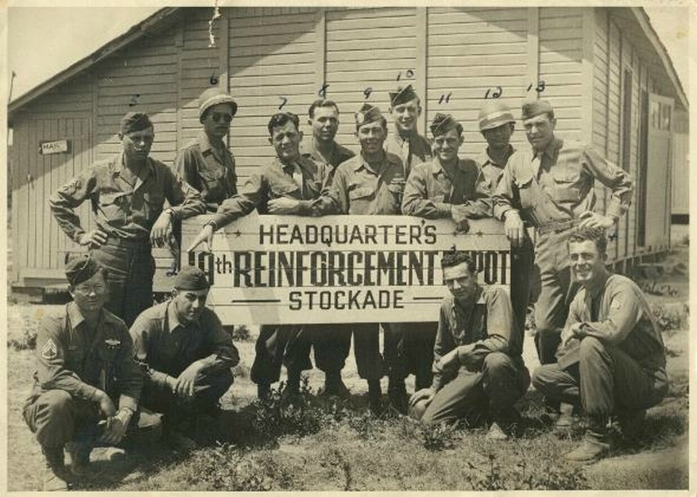 106th Infantry Division 19th Reinforcement Depot