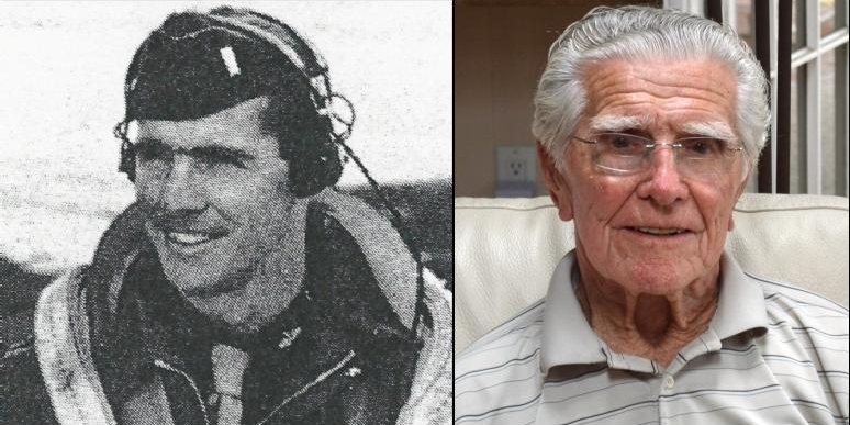 Charles Harold Pedrotta Then and Now (8/3/2014)