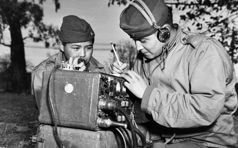 Iwo Jima Code Talkers