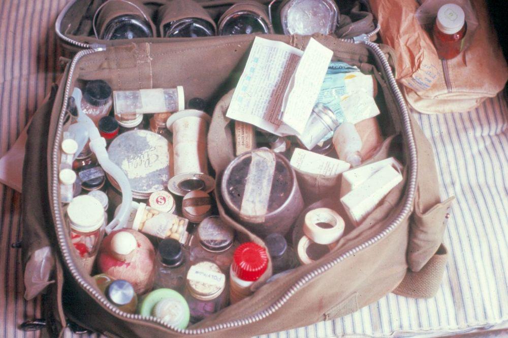 M15 Aid Bag