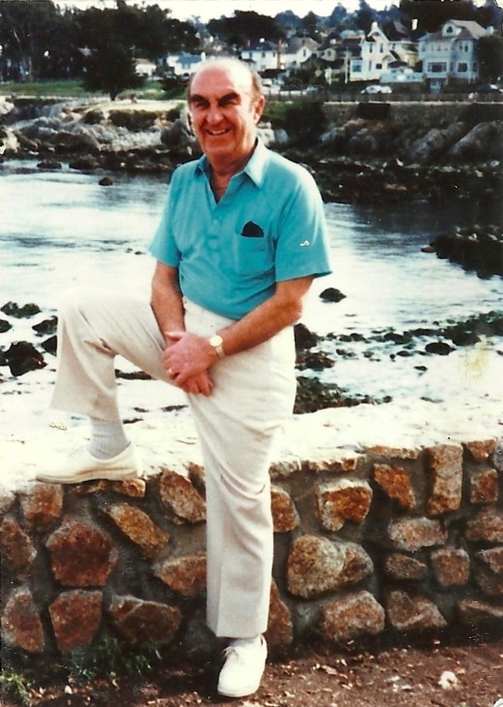 Frank Louis Rickenbacher