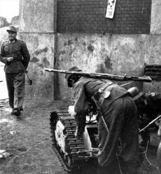 G41 (Mauser) Warsaw uprising in 1944
