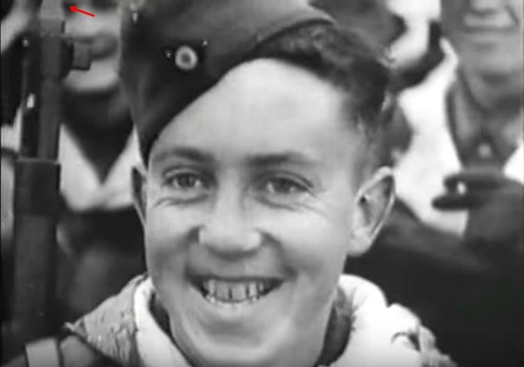 012 G41 Die Deutsche Wochenschau 22 March 1944 Screenshot