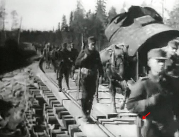 022 G41 Die Deutsche Wochenschau 1 October 1941 Screenshot
