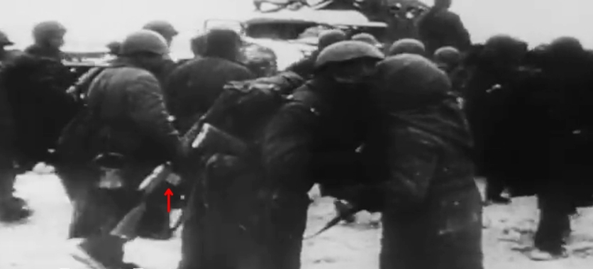 022 HD Stock Footage WWII Battle of Russia Reel 6 Screenshot