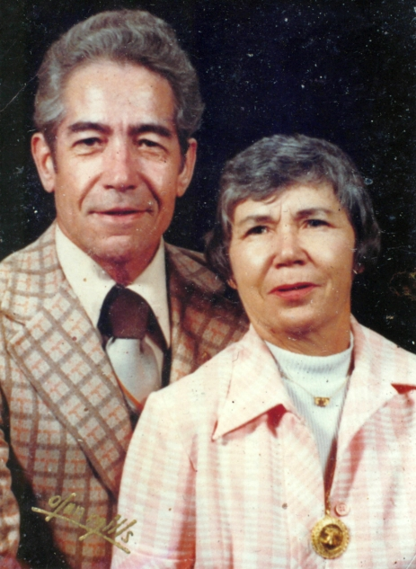 Page and Dorothy Denton