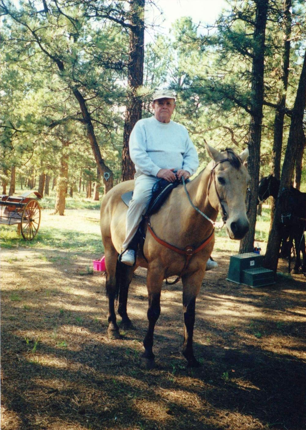 Vernon Alfred Hatch: August 2001