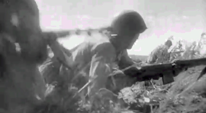 038 The World At War 1973(World War II Documentary) Episode 11-Red Star The Soviet Union (1941–1943) Screenshot