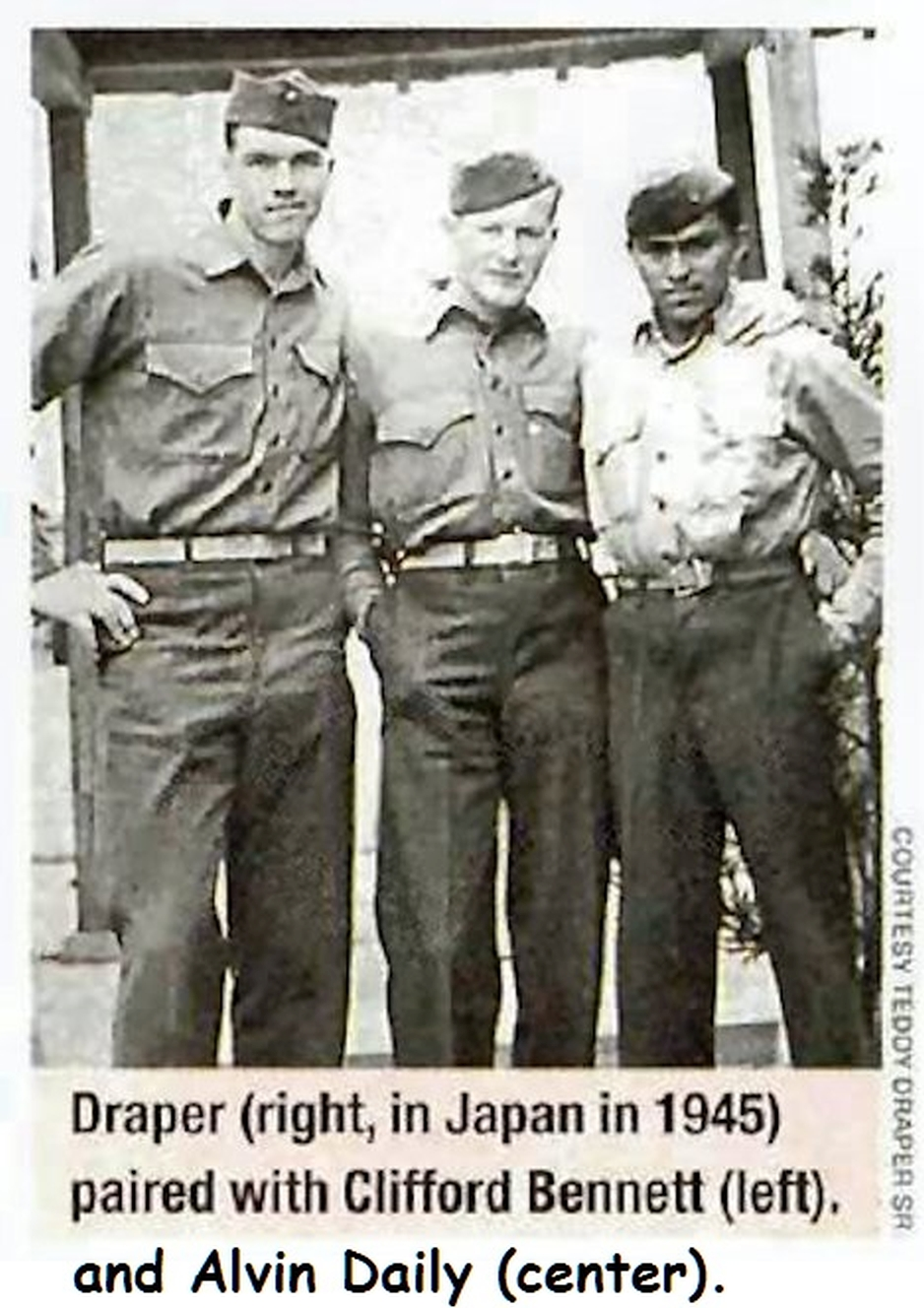 Alvin Leon Daily July 30, 1918 - June 1, 2012