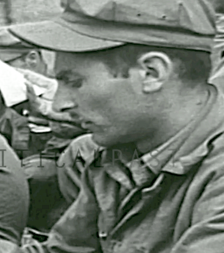 Second Lieutenant Norman Gertz