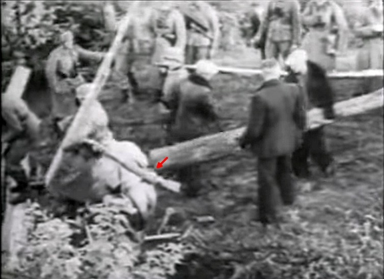 052 G41 The Baltic Tragedy - Nazi and Soviet occupation in Estonia, Latvia and Lithuania Screenshot