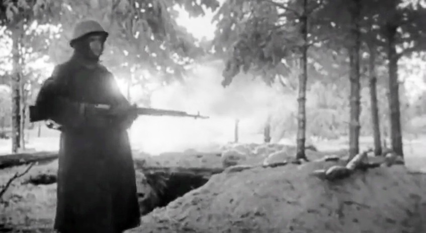 058 The World At War 1973(World War II Documentary) Episode 5 -Barbarossa(June – December 1941) Screenshot