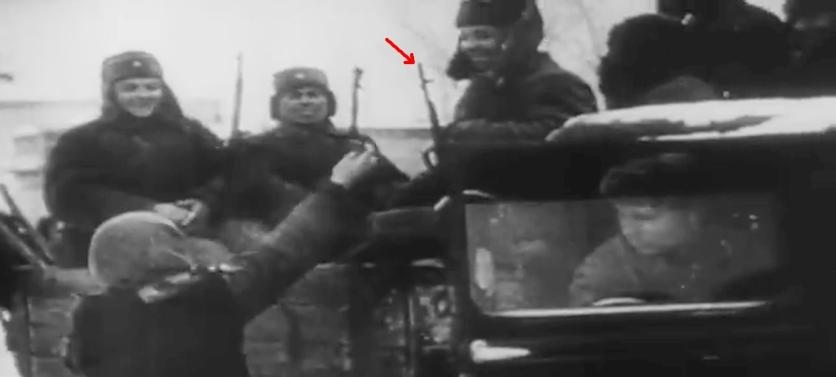 076 HD Stock Footage WWII Battle of Russia Reel 6 Screenshot