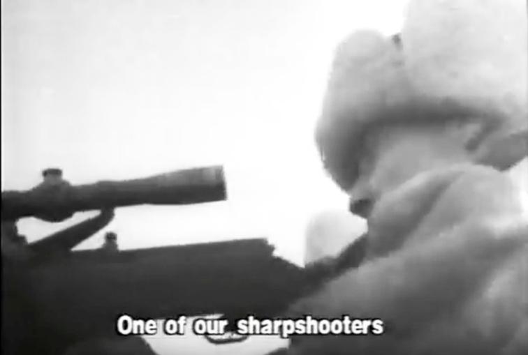 08 G41 Die Deutsche Wochenschau 12 January 1944 Screenshot