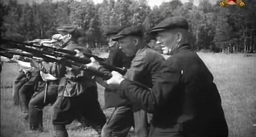 091 SVT 40 Стрелковое оружие Второй Мировой войны. 1 серия Screenshots