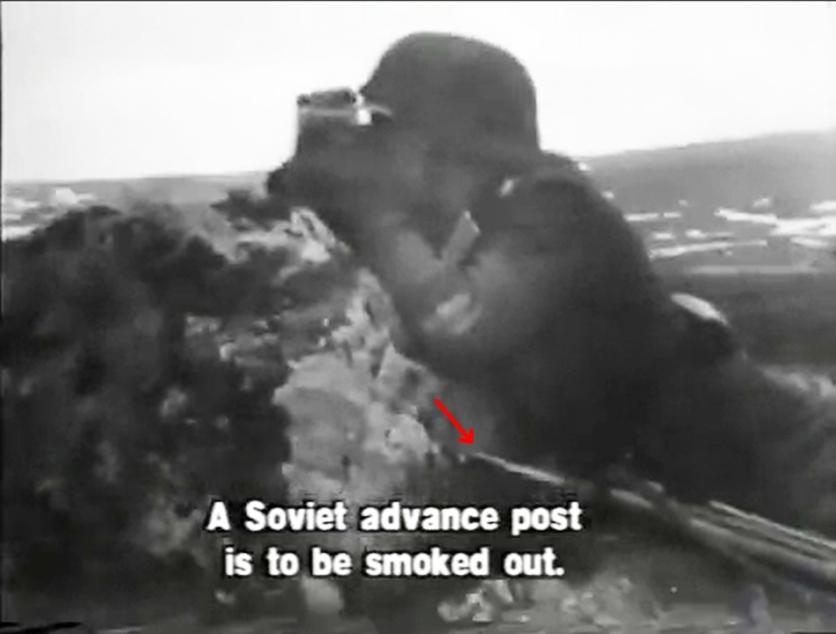 097 SVT 40 Die Deutsche Wochenschau 7 July 1943 Screenshot