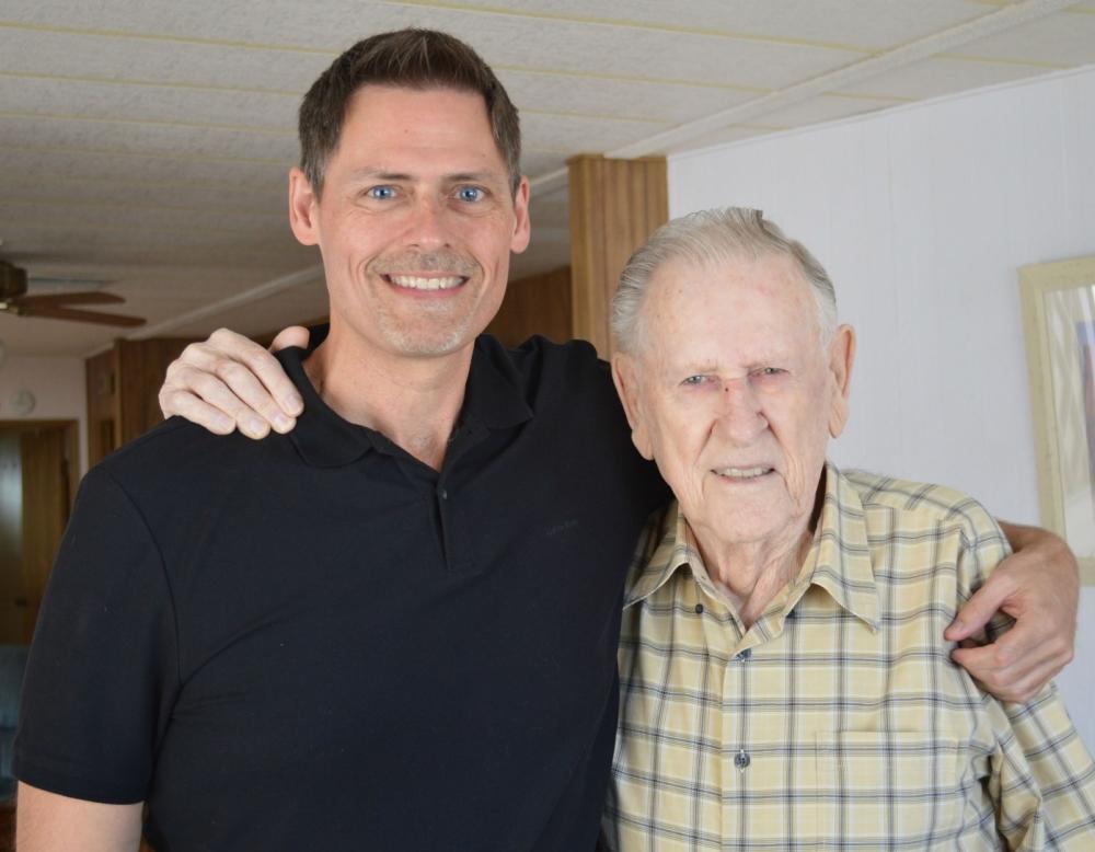 Brent Spencer and Robert Lyman