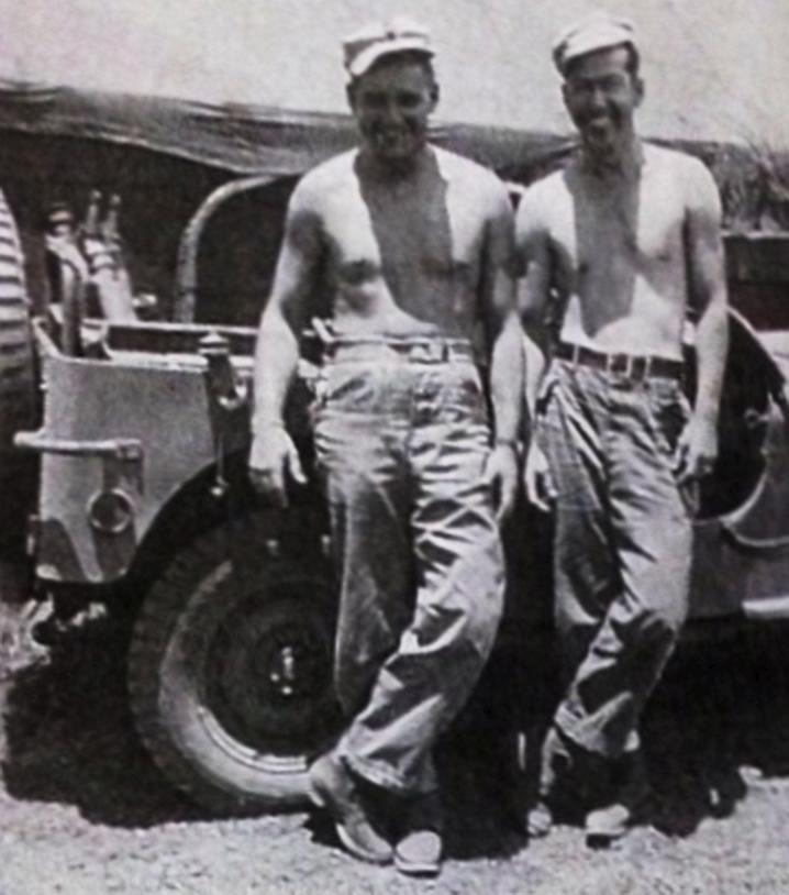 TC Coley & Marion H. Jones: Camp Tarawa, Hawaii 944