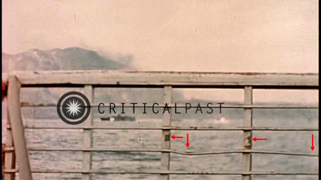 Higgins Boat Footage: Gate Characteristics