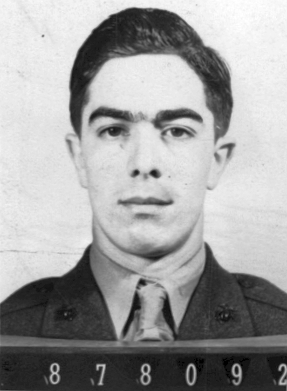 James Joseph Scotella - USMC Photo