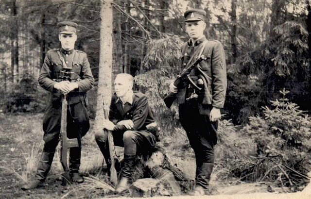 Lithuanian with G43