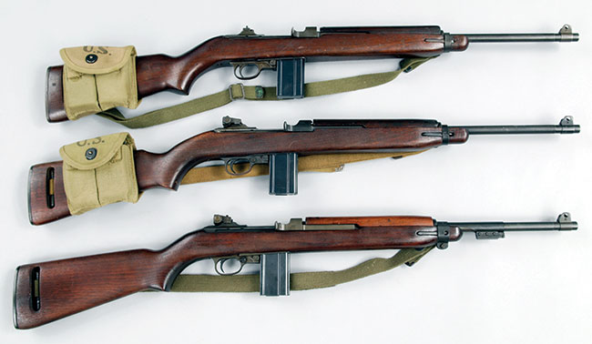 M1 Carbine Evolution