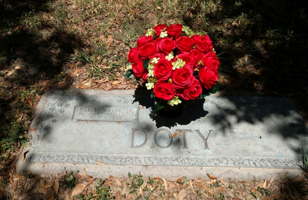 Robert Wayne Doty Grave Marker