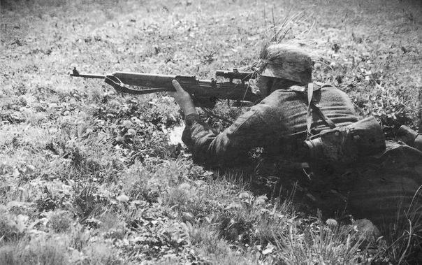 Sniper on Ground - G43