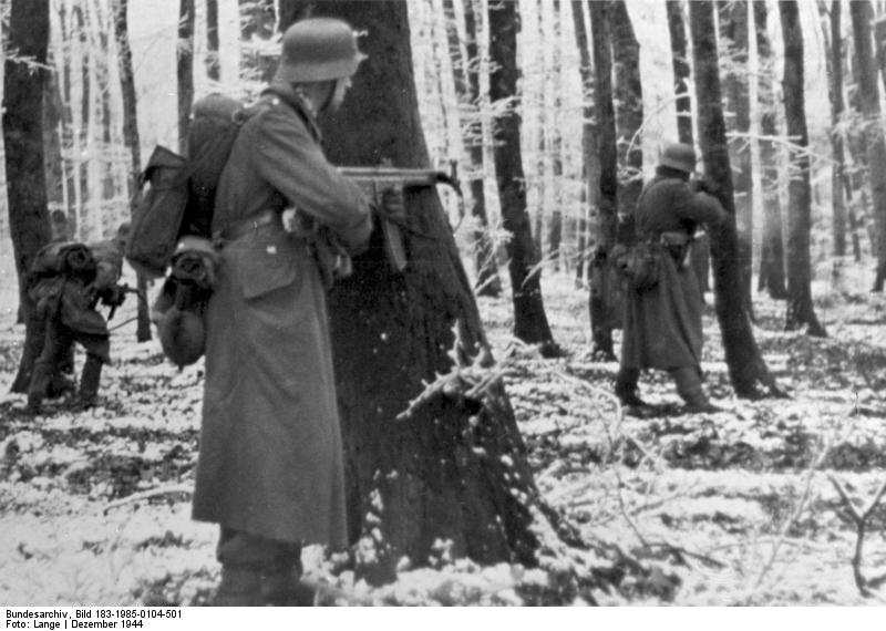 Ardennes Offensive - Battle of the Bulge