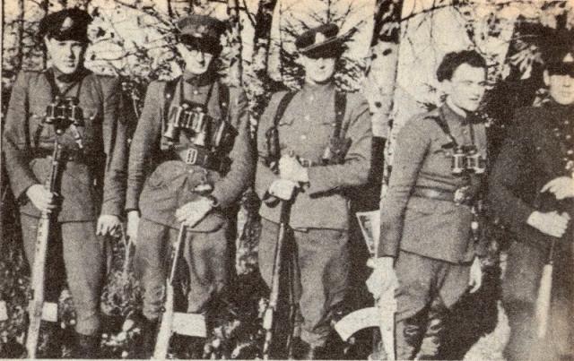Lithuanian Partisan Group SVT-40