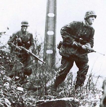 Propaganda M1 Carbine Ardennes