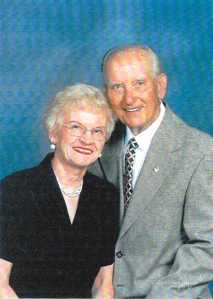 Beverly and Edward Subel 2003