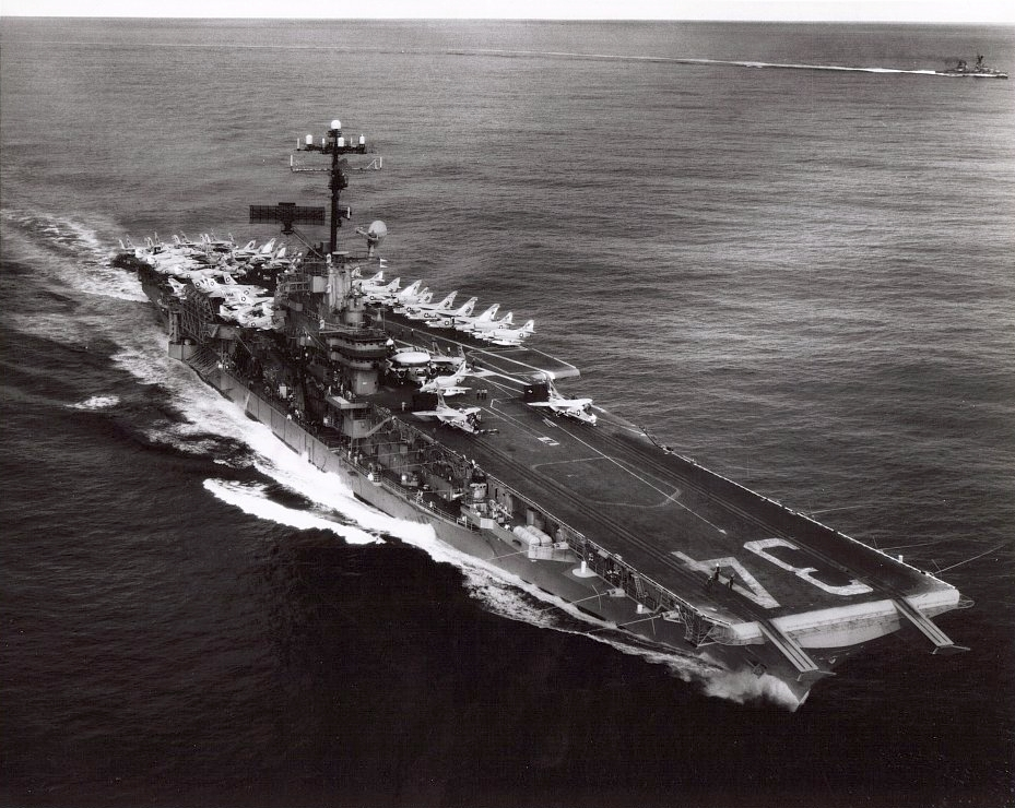 USS Oriskany (CV-34) - May 6 1969