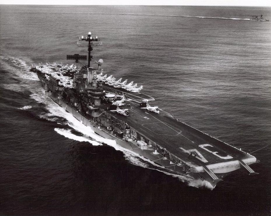 USS Oriskany (CV-34) - May 6 1969