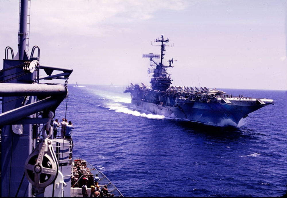 USS Oriskany (CV-34) - Summer-Fall 1969_2x