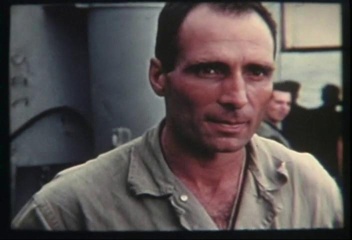 Master Gunnery Sergeant (MGSgt) Tony Forte