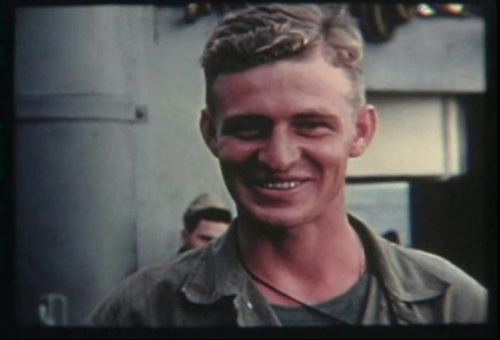 Platoon Sergeant (PlSgt) Chester L Barrett