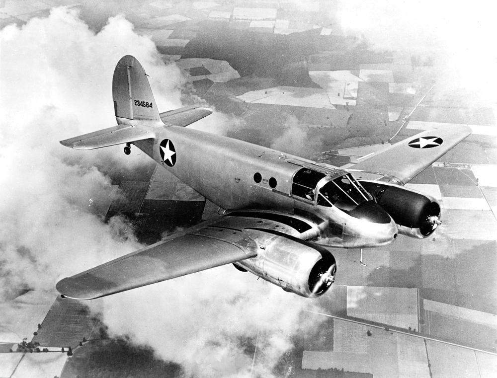 Beechcraft AT-10 1943