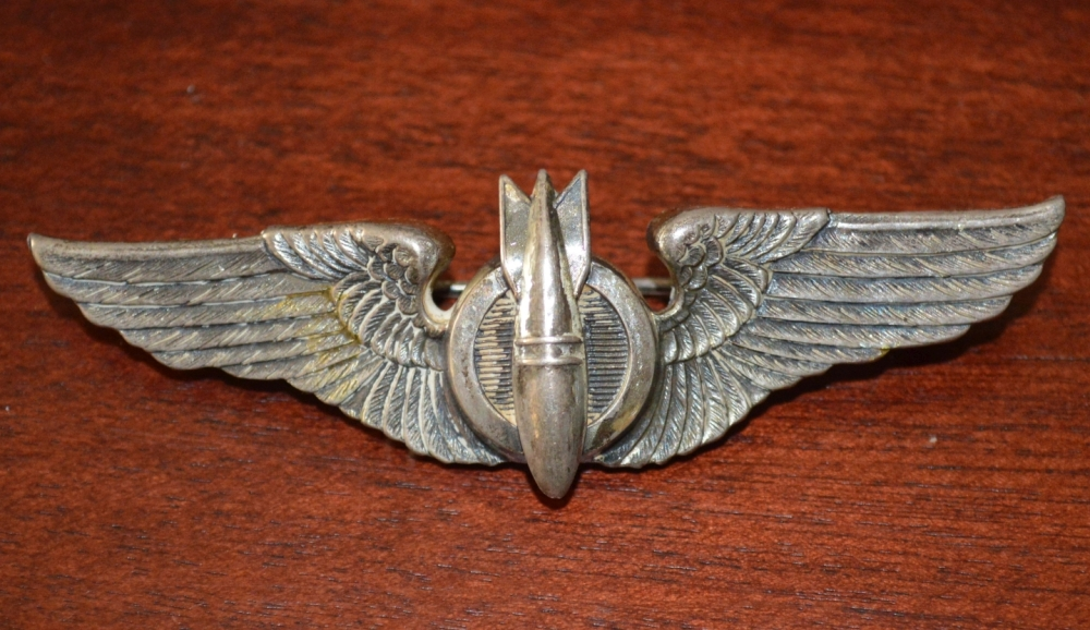 John Magill - Bombardier Wings